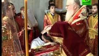 Престольный праздник храма в Краснодаре
