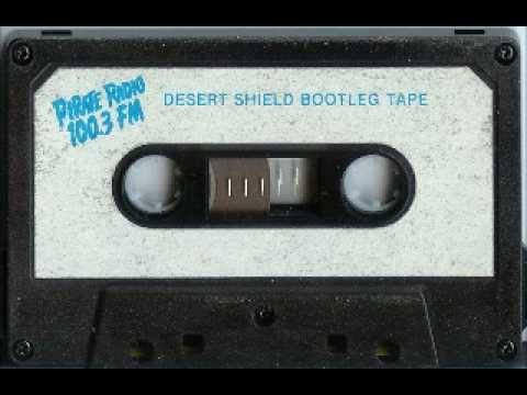 Pirate Radio   Desert Shield Bootleg Tape