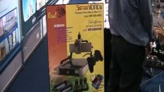 Exhibition of SmartCNCs in Thailand Industrial Fair 2010 #2