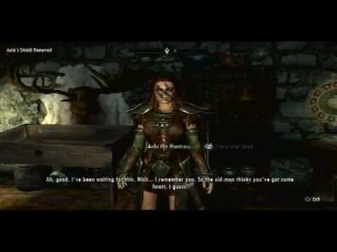 skyrim how to become a werewolf without joining the companions