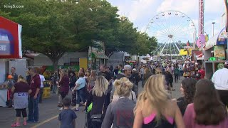 Washington State Fair canceled for first time in 80 years