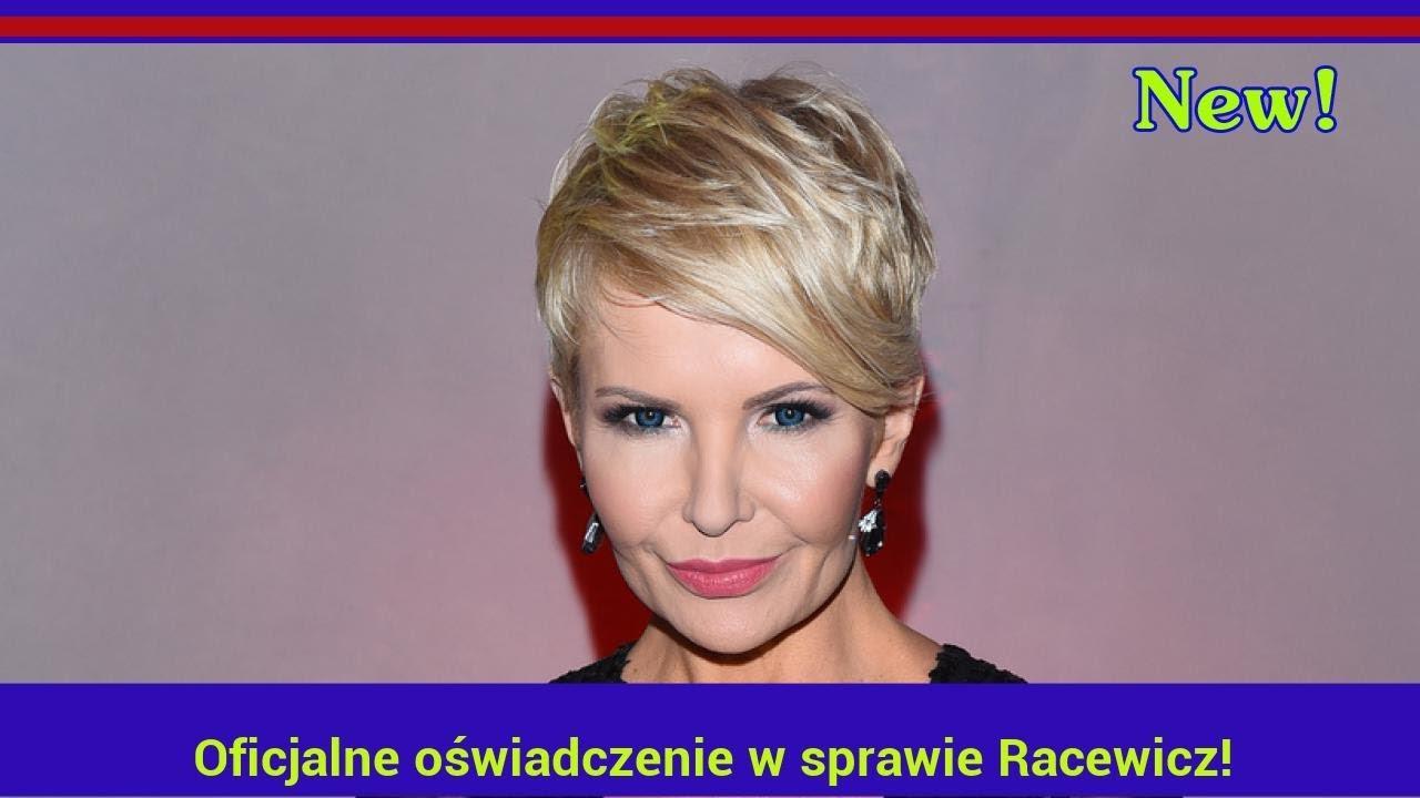 Oficjalne oświadczenie w sprawie Racewicz! To musi być dla niej dramat!