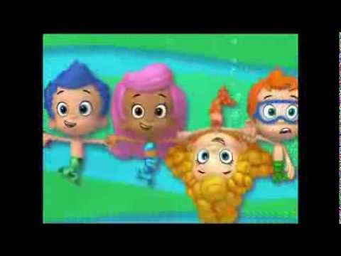 Bubble Guppies Intro [10 hours]