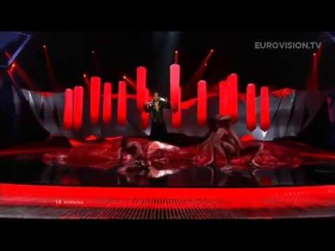 Cezar  It's My Life Romania - LIVE - EUROVISION 2013 GRAND FINAL +LYRICS +HD