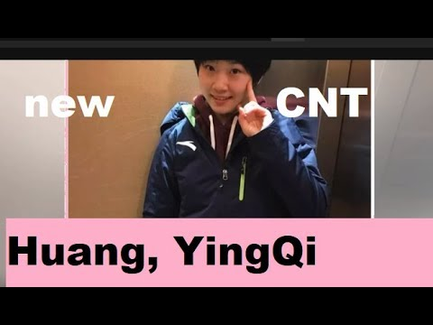 [Road to CNT] Huang YingQi, Age 15 from GuangDong province