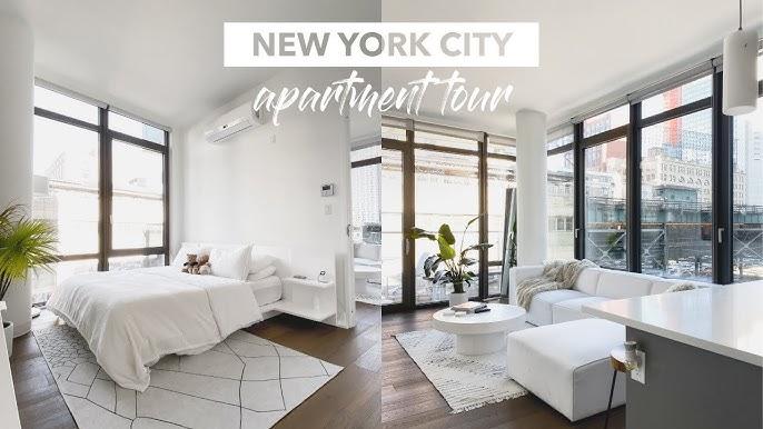 Empty Apartment Tour Luxury Manhattan 1 Bedroom Youtube