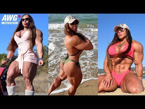 Muscle Queen - Nataliya Kuznetsova - Russian Amazonka.
