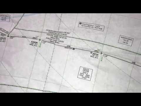 Flat Earth - Real Flight plan distances always confirm Globe Geometry.