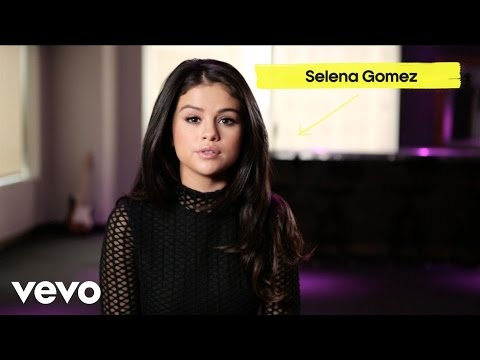 Selena Gomez – Same Old Love (Vevo Show & Tell)