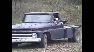 1965 Chevy Flatbed