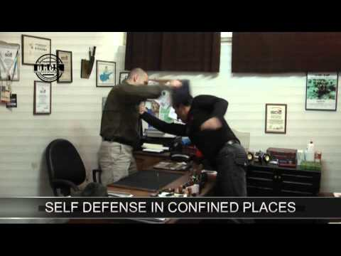 D.R.C.S. - Self Defense In Confined Places