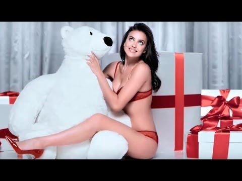 Irina Shayk Lencería Intimissimi Navidad 2016 - Publicidad Anuncio Comercial Spot Ad