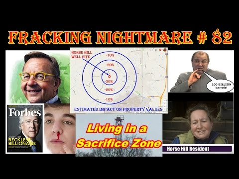 Fracking Nightmare - Episode 82 : Living in a 'Sacrifice Zone'
