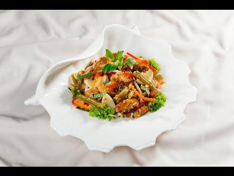 Món Ngon Mỗi Ngày - Gỏi sò lông
