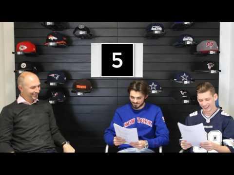 Neil Reynolds - NFL Mastermind