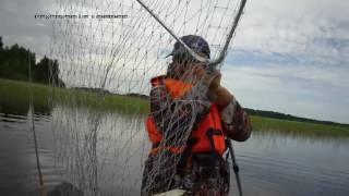 Рыбалка 02.06.2016 на озере Великое
