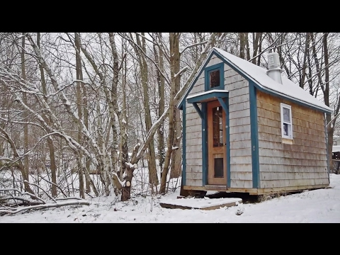 Tiny House Is A Mere 64 Square Feet