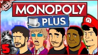 The COMEBACK Kid! (Monopoly Plus w/ The Derp Crew - Part 5)
