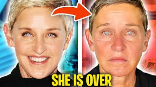 The Downfall Of Ellen Degeneres