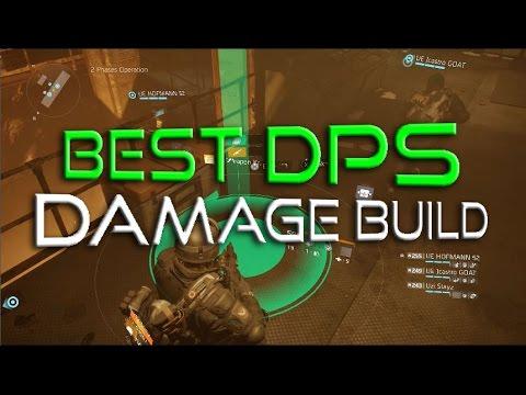 Strikers Crest - BEST Damage Build - The Division