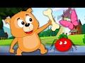 Bingo The Dog Sat On A Wall | Original Nursery Rhymes | Baby Rhymes | Childrens Videos | Kids Tv