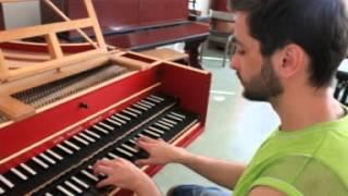 J. S. Bach - Trio Sonata No.3 in d-moll BWV 527 - III. Vivace