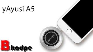 Обзор yAyusi A5 - мини динамик