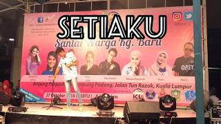 Download Mp3   Live   Setiaku - Hez Hazmi