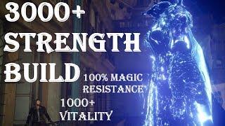 Final Fantasy XV Yoldaşlar - 3000+ Gücü Oluşturmak. - (Katana) Oluşturma [ESKİ]