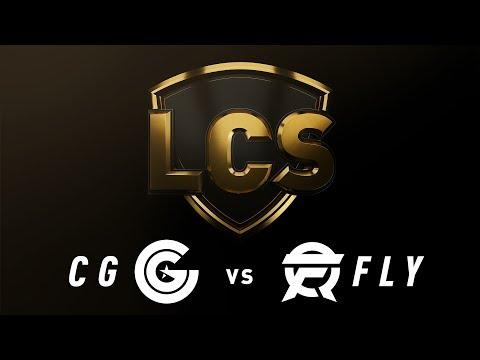 CG vs. FLY - Week 4 Day 2 | LCS Spring Split | Clutch Gaming vs. FlyQuest (2019)