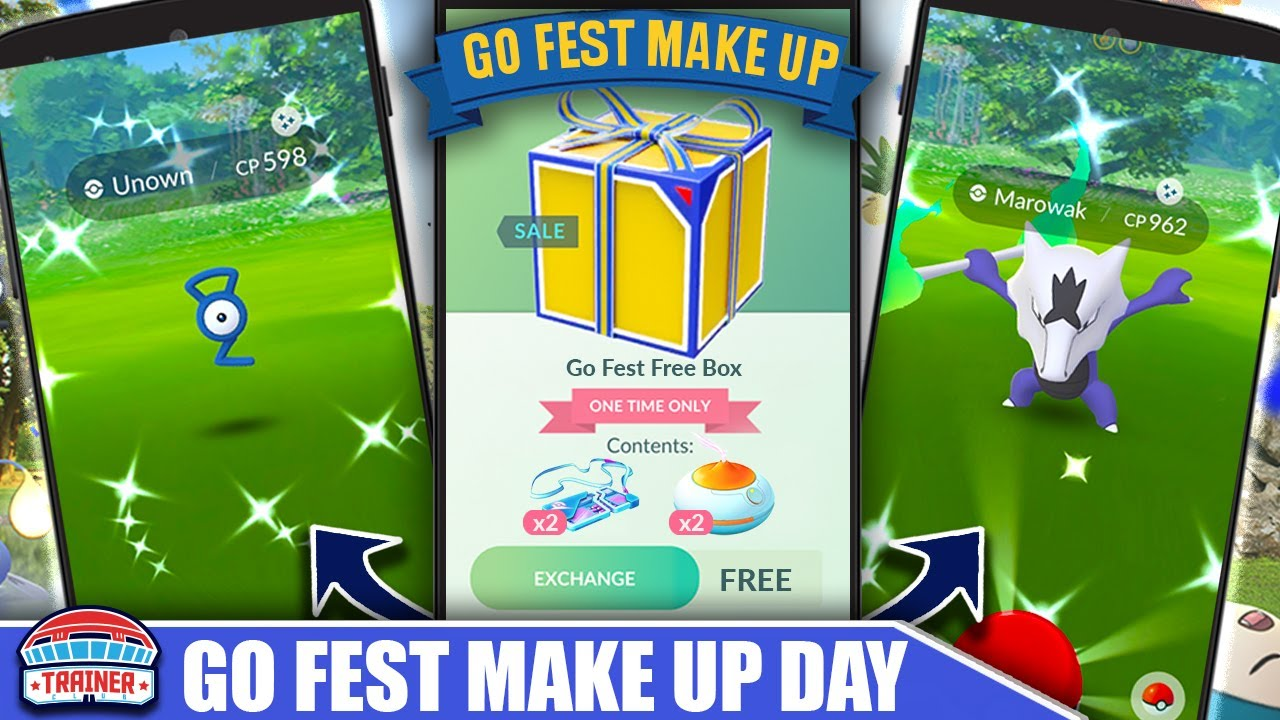 PLAY HARD! *GO FEST MAKE UP* PREP TIPS - 3 HOURS - FREE INCENSE & REMOTE RAID PASSES | Pokémon GO