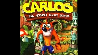 Llego el topo que gira - Crash Bandicoot mobile