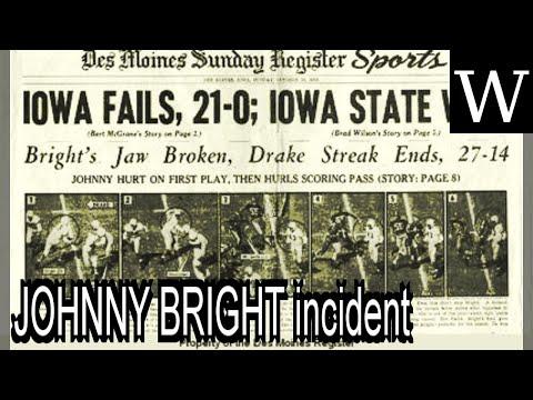 JOHNNY BRIGHT Incident - WikiVidi Documentary