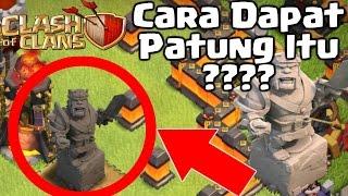 Cara Orang Mendapatkan Patung Pahlawan Perkasa (Barbarian King statue) - Clash Of Clans Indonesia