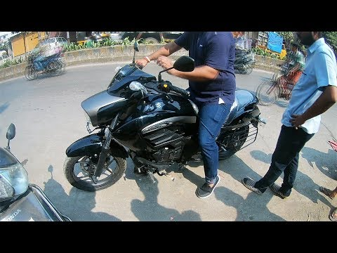 Suzuki INTRUDER 150cc |First Ride |REVIEW |in *HINDI*-*Cruiser Bike in 1 LAKH*