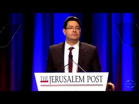 Ofir Akunis at the JPost Annual Conference 2017