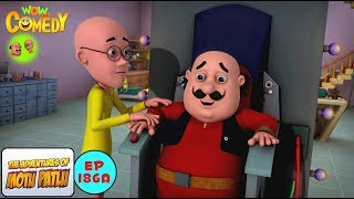 Motu The Monkey Man - Motu Patlu in Hindi - 3D Animated cartoon series for kids - As on Nick