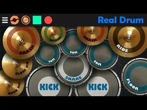 Real Drum Anjing Kacili