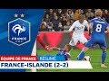 France Islande 2 2 Le Résumé Équipe De France I FFF 2018 mp3