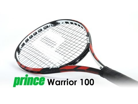 Prince Warrior 100 Racquet Review