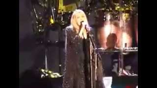 "Performing on percussion with Stevie Nicks: ""Stand Back"" (Concord, CA; 2005)"