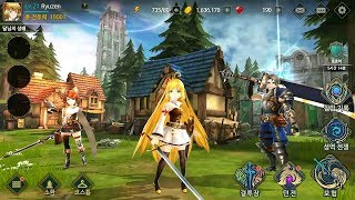 Top 5 Anime Style RPG Games for Android/iOS