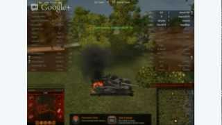 world of tanks - Ubuntu 12.10 (32 bit) - low FPS stream