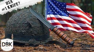 America's Greatest Knife !? Ka-Bar USMC