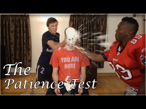 The Sidemen Patience Test
