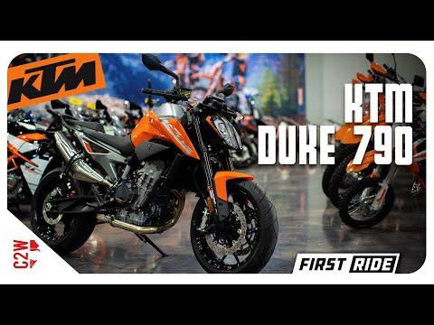 KTM Duke  | First Ride