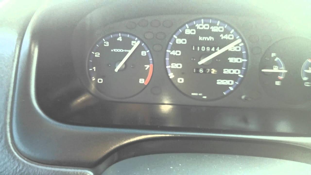 Honda Civic 1.6 İes 0-100 ( otomatik )
