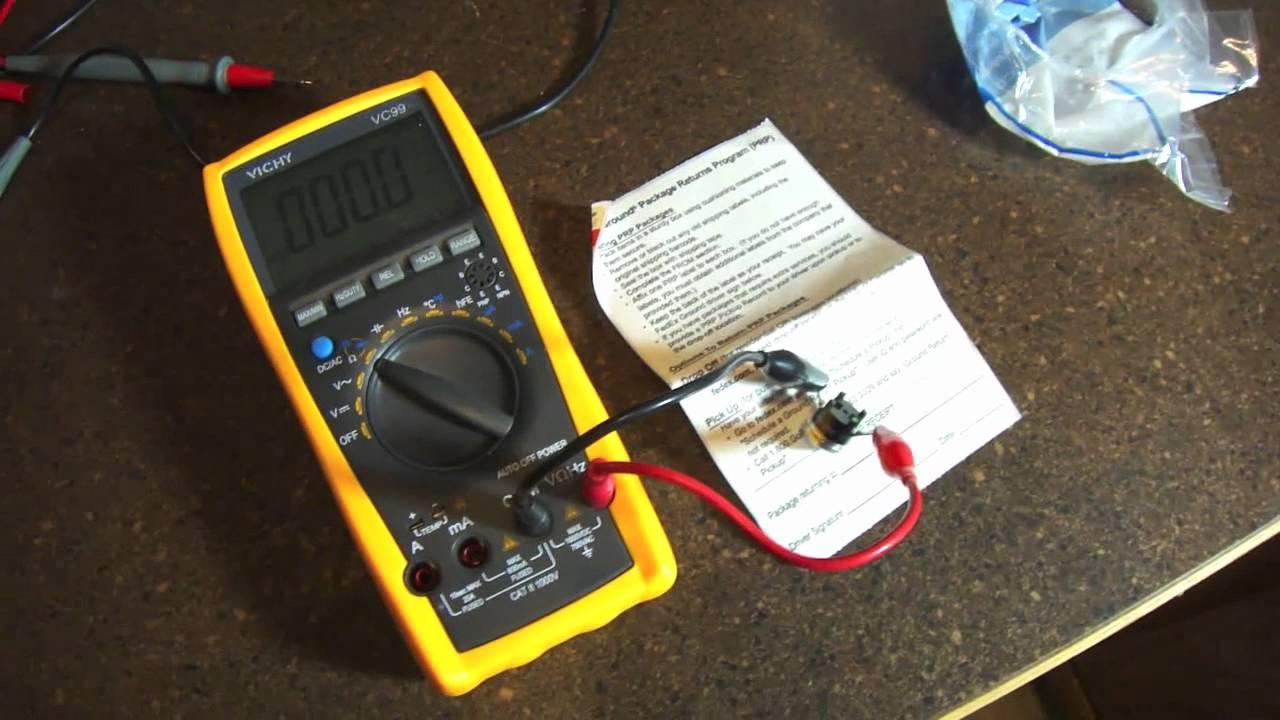 Thermistor Wiring Diagram Diy How To Replace A Thermostat In A Dishwasher Youtube