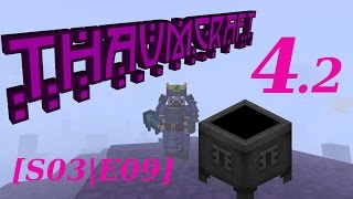 Minecraft [Thaumcraft 4.2] #9 - Алхимия!!!