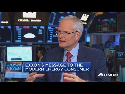 Exxon Mobil CEO on why support for the Green New Deal might waver